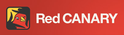 Red CANARY Logo